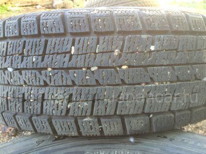 Зимние шины 195/60 15 дюймов б/у в Хабаровске