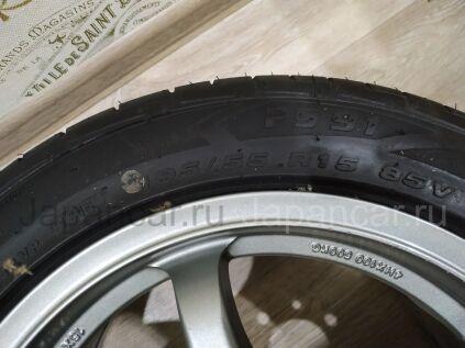 Летниe шины Pinso tyres ps-91 195/55/15 0 дюймов б/у в Красноярске