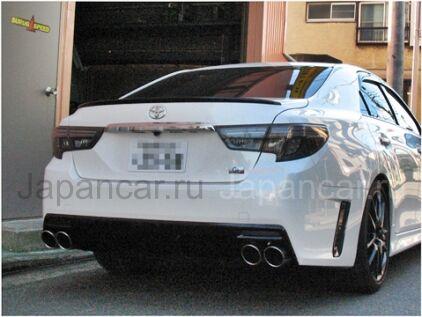 Глушитель прямоточный на Toyota Mark X во Владивостоке
