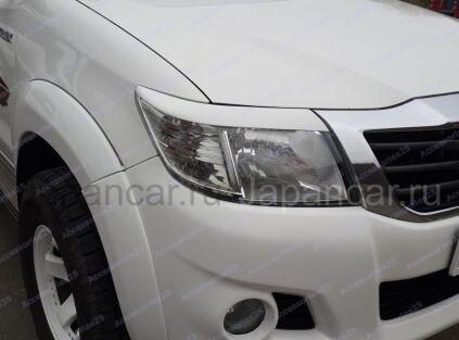 Реснички на Toyota Hilux Pick Up во Владивостоке