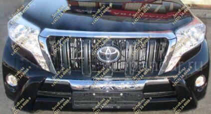 Дуга на Toyota Land Cruiser Prado во Владивостоке