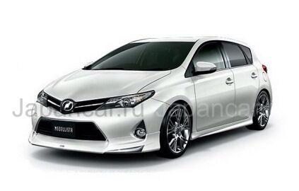 Губа на Toyota Auris во Владивостоке