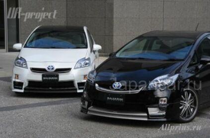Комплект аэрообвесов на Toyota Prius во Владивостоке