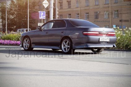 Комплект аэрообвесов на Toyota Chaser в Новосибирске