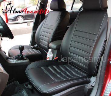 Чехлы сидений на Toyota Land Cruiser Prado во Владивостоке