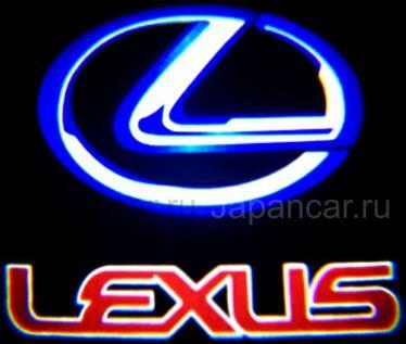 Логотипы на Lexus во Владивостоке