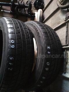Зимние шины Marshal Ise king kw21 215/60 17 дюймов б/у во Владивостоке
