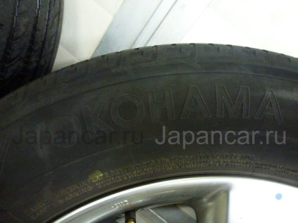 Летниe колеса Yokohama 235/65 18 дюймов Nissan б/у в Челябинске