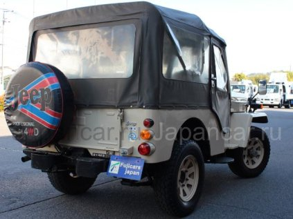 Mitsubishi Jeep 1998 года в Красноярске