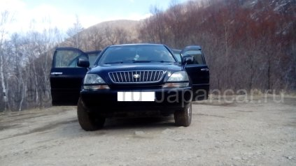 Toyota Harrier 2000 года в Кавалерово