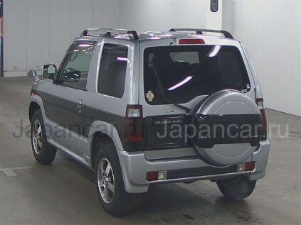 Mitsubishi Pajero Pinin 2012 года в Японии