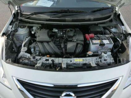 Nissan Latio 2012 года в Японии, KOBE