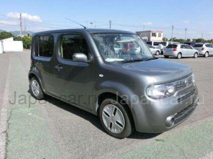 Nissan Cube 2013 года в Японии, KOBE