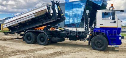 Вакуумная машина КАМАЗ сменное оборудование 2020 года в Москве