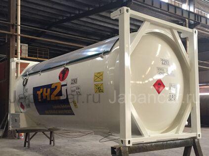 Цистерна CIMC Танк-контейнер T50 новый 25 м3 2020 года во Владивостоке