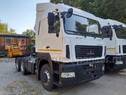 Тягач МАЗ 6430С9 2020 года в Краснодаре