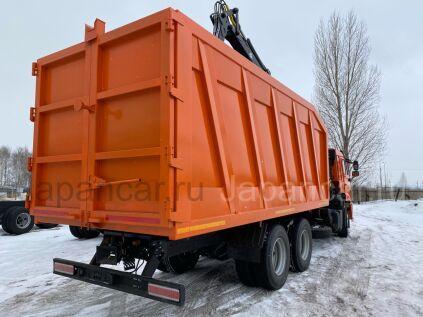 Грузовик с манипулятором КАМАЗ 65115 2021 года в Нижнем Новгороде