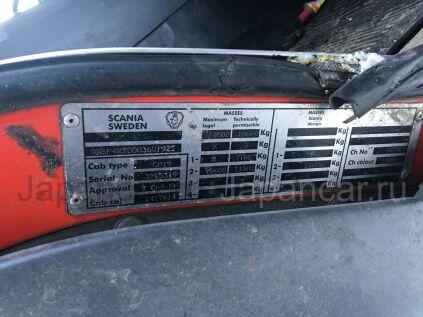 Седельный тягач Scania P114 GA4X2HNA 340 2007 года