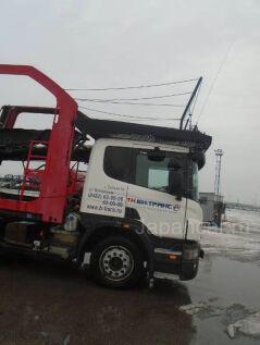 Седельный тягач Scania P340LB4X2HLB 2006 года в Тольятти