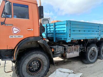Бортовой КАМАЗ 43114 2009 года в Новом Уренгое