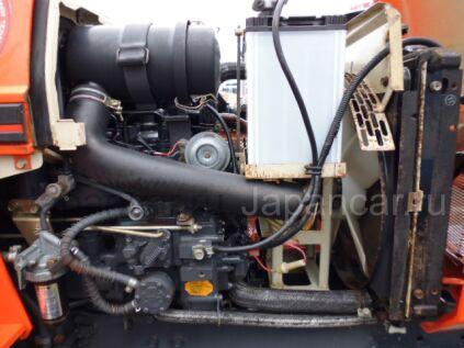 Трактор колесный Kubota B-40D