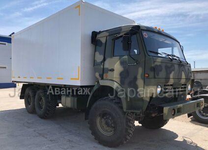 Фургон КАМАЗ 4310 43114 43118 2020 года в Красноярске