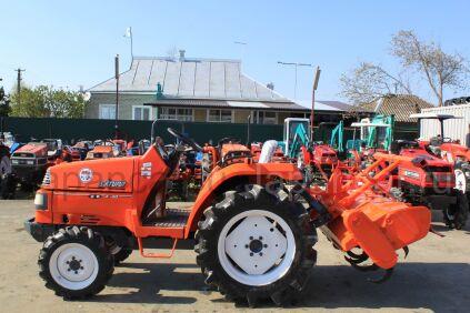 Трактор колесный Kubota X20D в Анапа