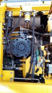Экскаватор колесный JCB JS160W 2005 года в Брянске