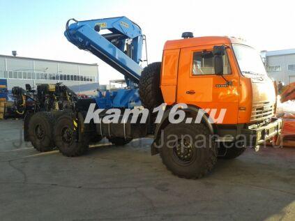 Седельный тягач КАМАЗ 44108 с кму ИМ -150 2020 года в Набережных Челнах