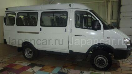 Микроавтобус ГАЗ 3221 Газель в Благовещенске