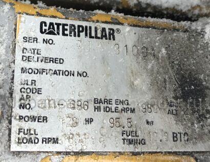 Экскаватор CATERPILLAR 320B 1990 года в Москве