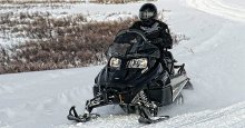 снегоход ARCTIC CAT BEARCAT 2000 XTE купить по цене 519000 р. в Омске