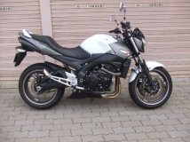 мотоцикл SUZUKI GSR400 купить по цене 5700 р. во Владивостоке