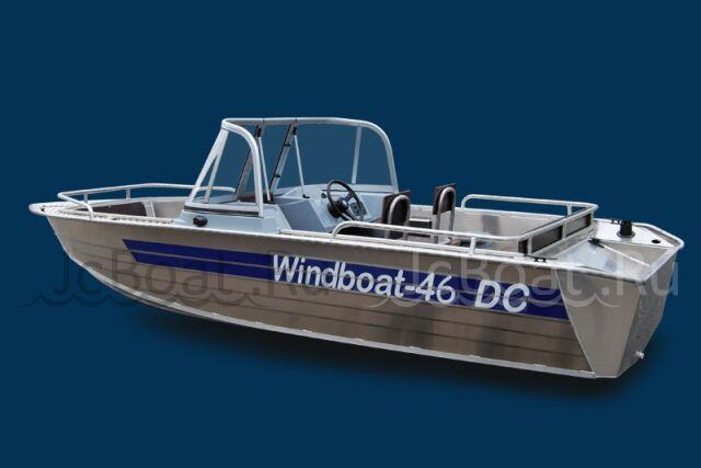 катер WINDBOAT 46 DCM 2018 года