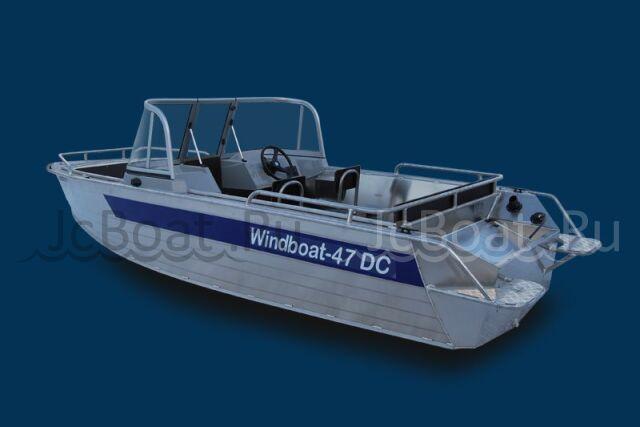 катер WINDBOAT 47 DCM 2018 года