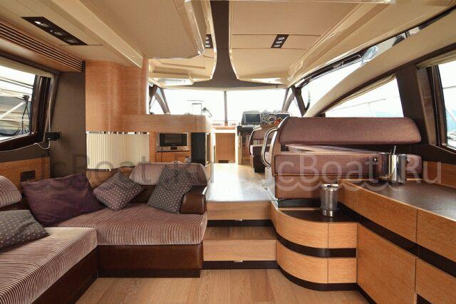 яхта моторная AZIMUT 53 2009 года