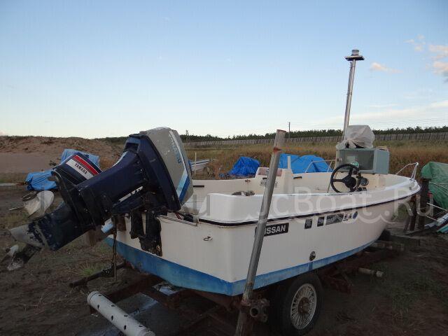 лодка пластиковая NISSAN MARINE 1996 года