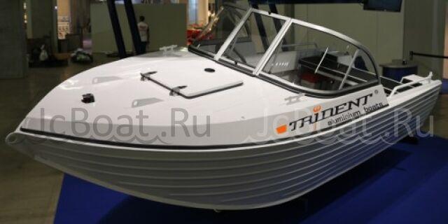 лодка TROLL TRIDENT 450 PRO 2016 года