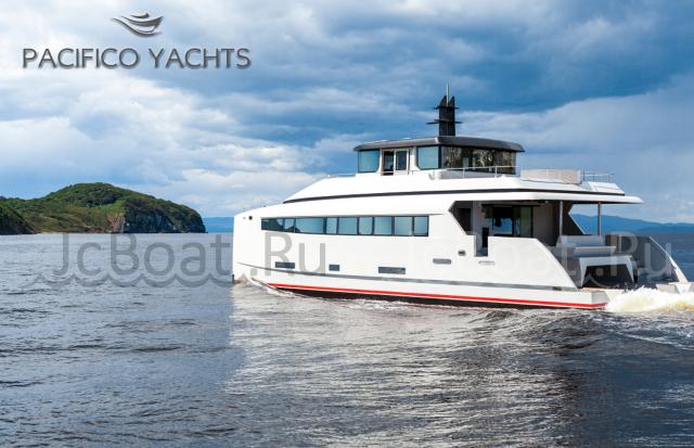 яхта моторная Pacifico Voyager 199  2018 года