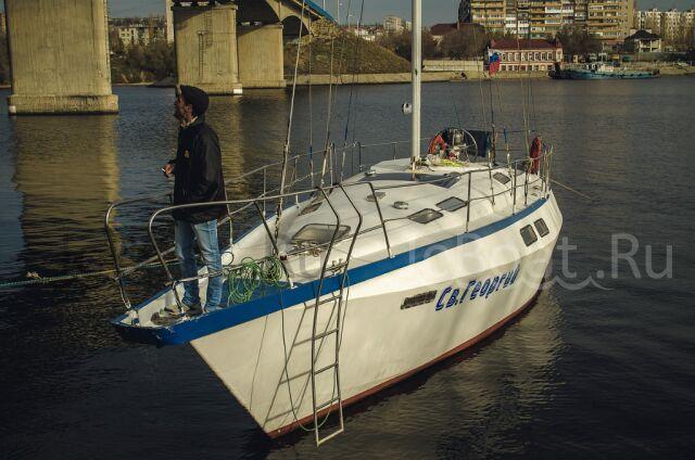 яхта парусная гидра 2010 года