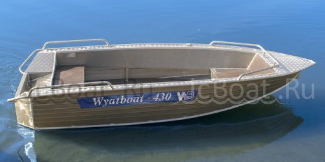 катер WYATBOAT 430 2018 года