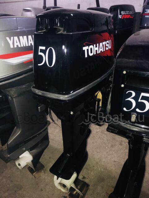 мотор подвесной TOHATSU TOHATSU 50, нога S (381 мм) 2005 года