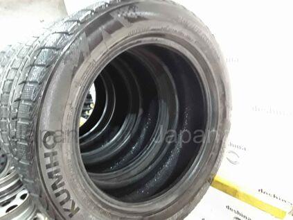 Всесезонные шины Kumho Winter craft ice w61 205/55 16 дюймов б/у в Артеме