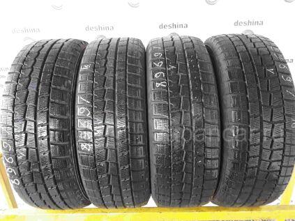 Всесезонные шины Dunlop Winter maxx wm 01 185/55 15 дюймов б/у в Артеме