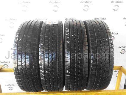 Всесезонные шины Dunlop Winter maxx sv-01 165/80 13 дюймов б/у в Артеме
