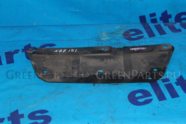 Защита двигателя на Toyota Auris NZE151 1NZFE