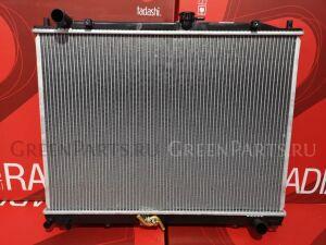 Радиатор двигателя на Mitsubishi Pajero V87W