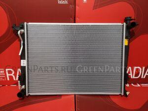 Радиатор двигателя на Hyundai IX35 LM G4NA