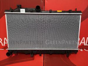 Радиатор двигателя на Subaru Forester SJG