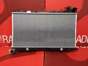 Радиатор двигателя на Subaru Forester SG